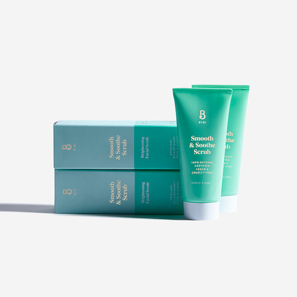 BYBI Beauty Smooth & Soothe Scrub