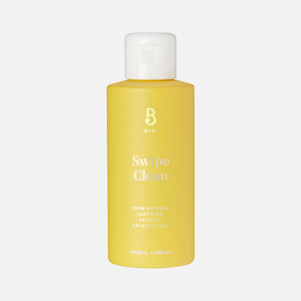 BYBI Beauty Swipe Clean Facial Cleansing Oil and Makeup Remover