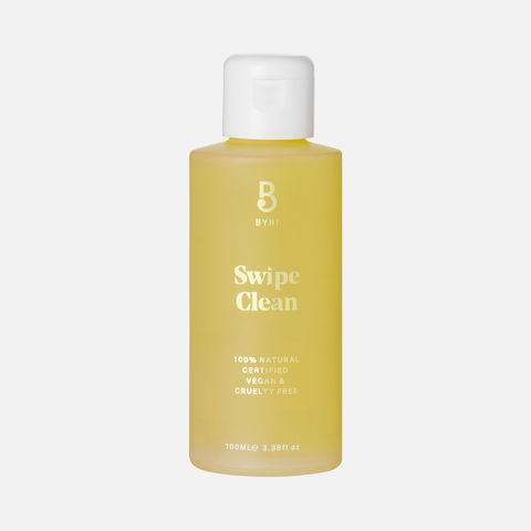 Swipe Clean Facial Cleansing Oil & Makeup Remover BYBI Beauty