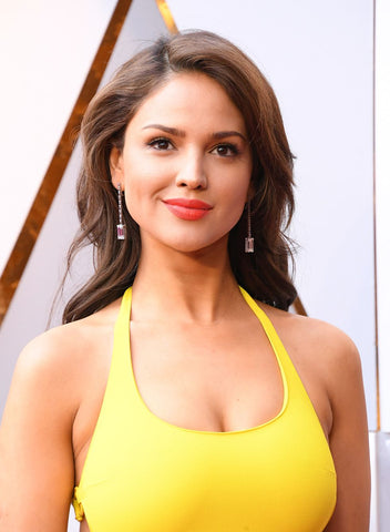 Eiza Gonzalez Oscars 2018 Beauty Look