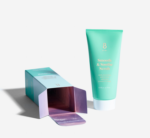 Smooth & Soothe Scrub BYBI Beauty