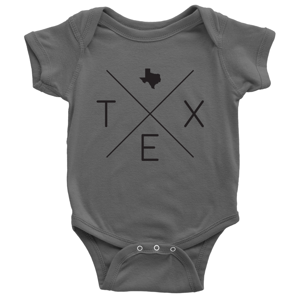 TEX Onesie (other colors available)