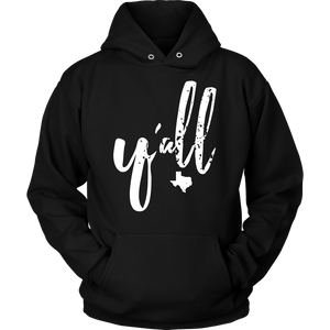 Y'all Hoodie (other colors available)