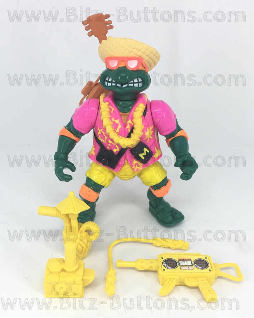 Sewer Spittin Mike (TMNT, Playmates)