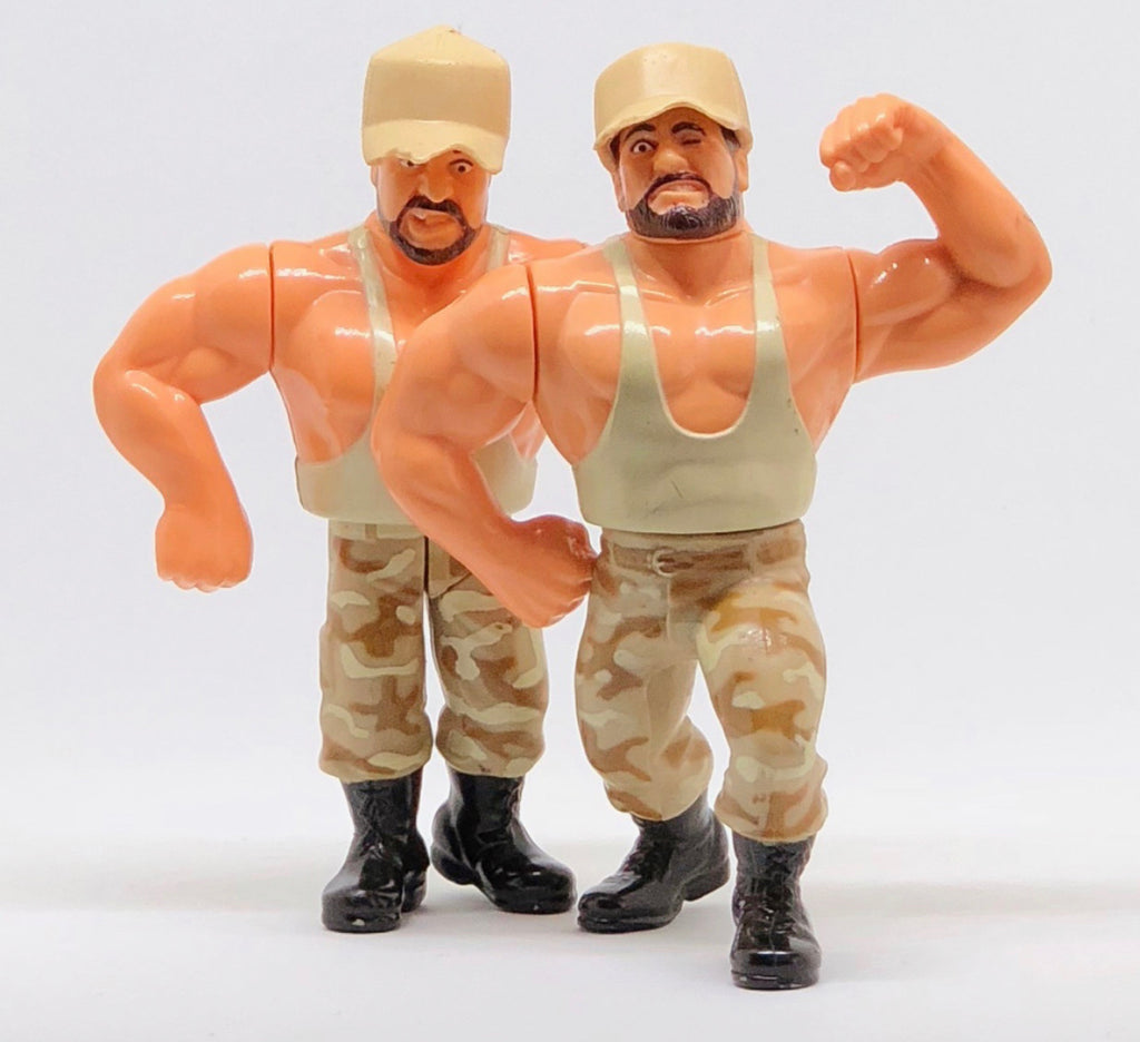 Bushwackers (WWF, Hasbro) **Brown**