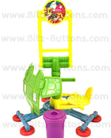 Retro Catapult (TMNT Complete, Playmates)