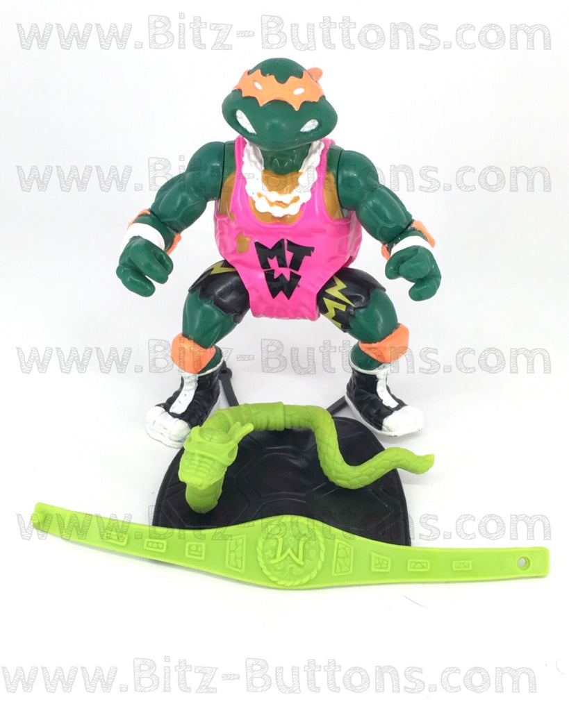 Shell Slammin Mike (TMNT, Playmates)