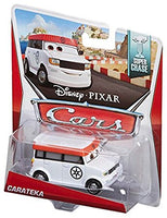 Carateka (Cars, Super Chase)