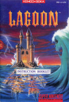 Lagoon (Manual Only, SNES)