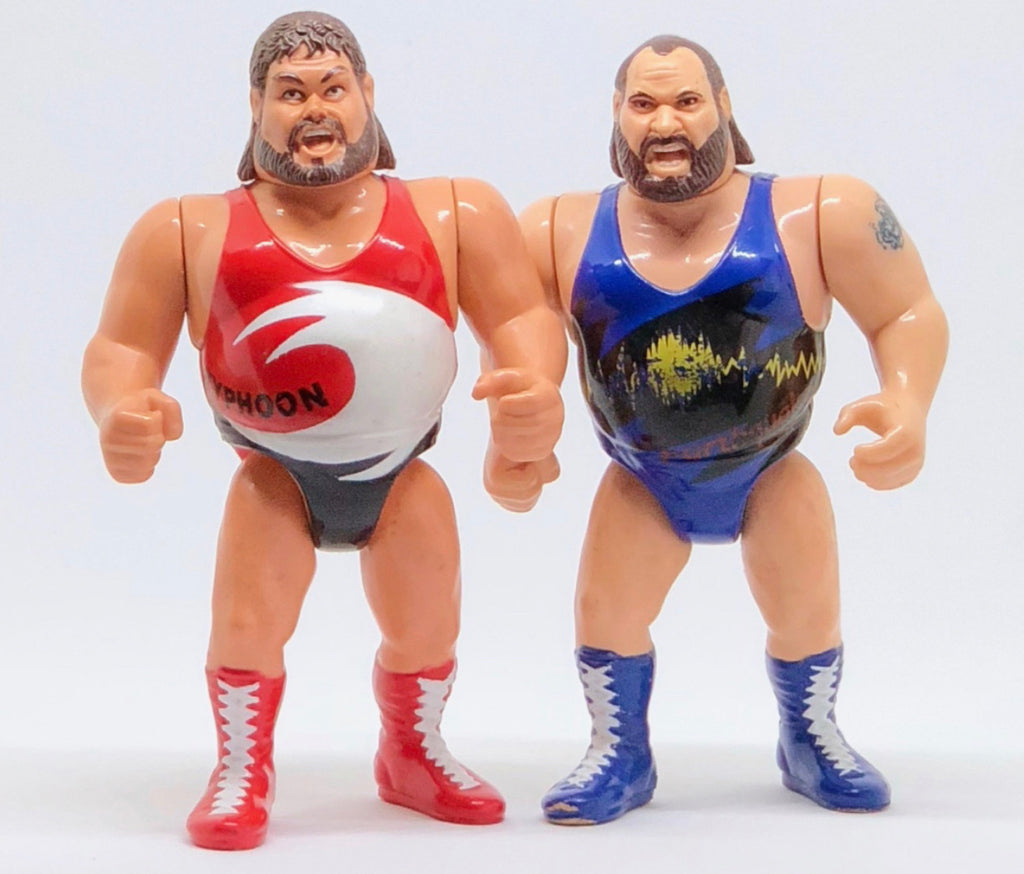 Natural Disasters (Hasbro, WWF)
