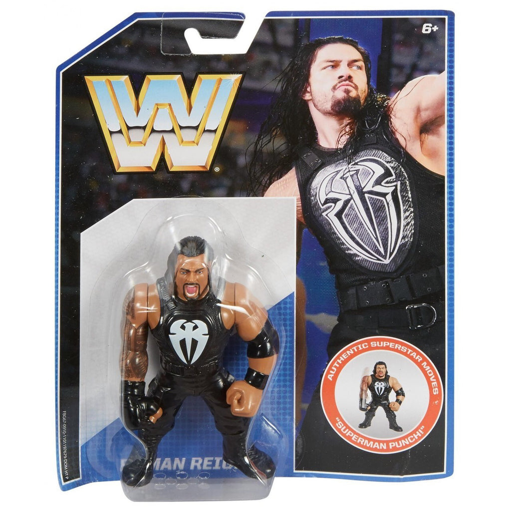 Roman Reigns (WWE, Retro Series 2)