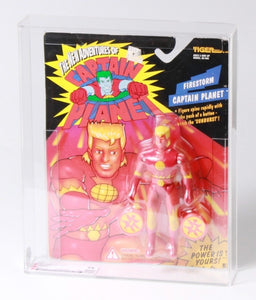 Firestorm Captain Planet (Captain Planet, Tiger) **CAS Graded 75/85/90**