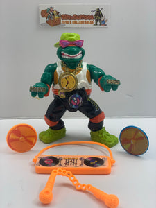 Rappin Mike (Tmnt, Playmates)