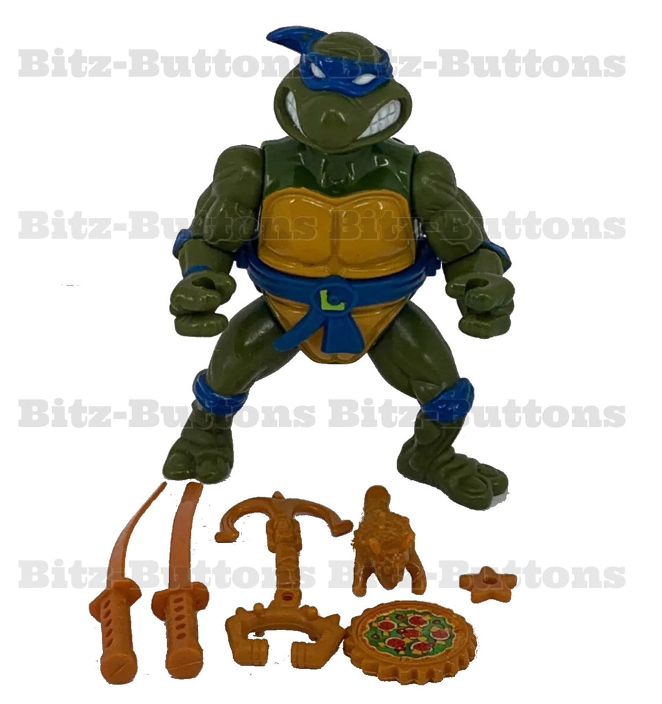 Storage Shell Leonardo (TMNT, Playmates)