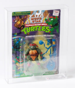 Movie Star Raphael (TMNT, Playmates) **CAS Graded