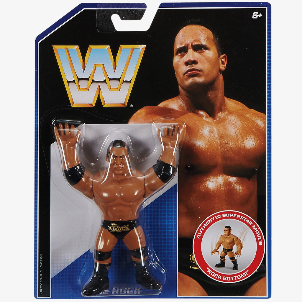 The Rock (WWE, Retro Series 1)
