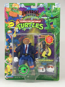 Invincible Man Michelangelo (TMNT, Universal Monsters)