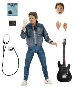 Battle of the Bands Marty McFly (Back to the Future, NECA)