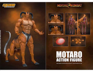 Motaro 1/12 Scale (Mortal Kombat, Storm Collectibles)