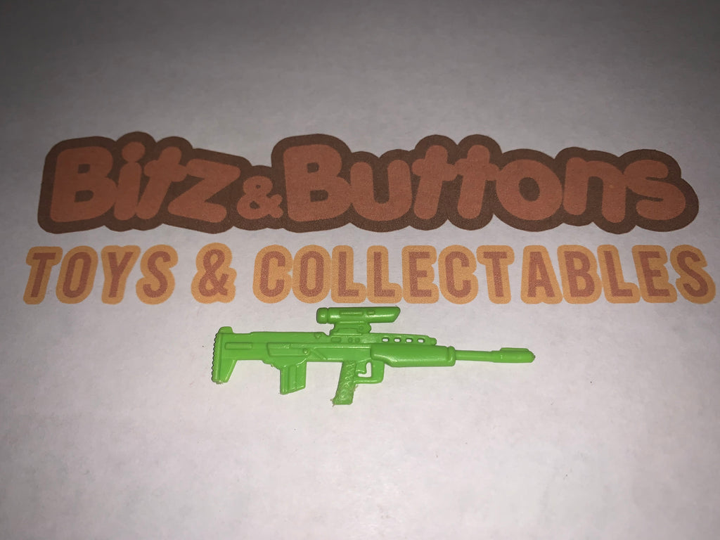 Bazooka Riffle (GI Joe, Parts)