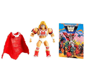 Ultimate Warrior as Hero (WWE MOTU, Mattel)