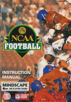 NCAA Football (Manual Only, SNES)