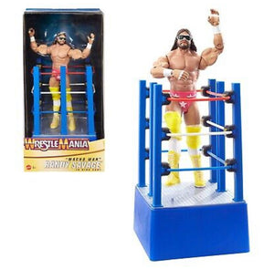 'Macho Man' Randy Savage (WWE Elite, Celebration)
