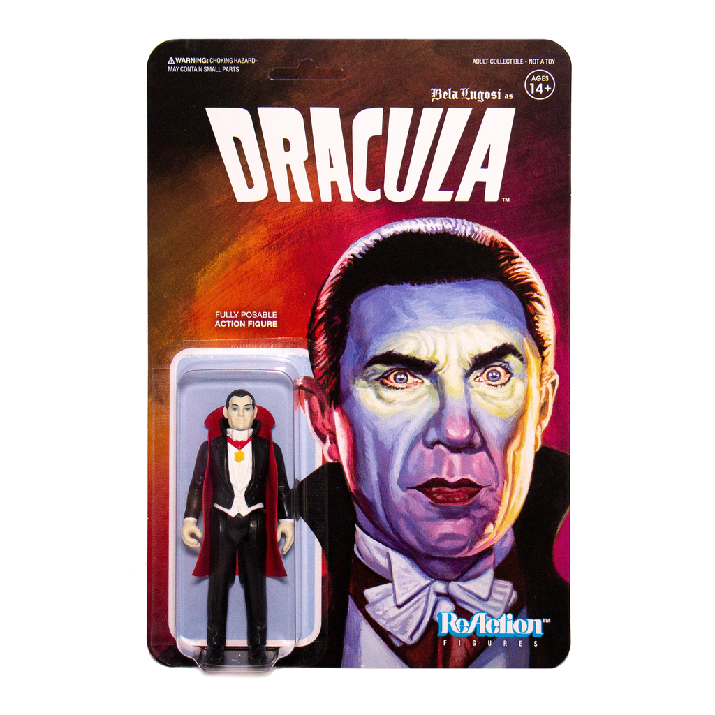 Dracula (Universal Monsters, Super7 ReAction)