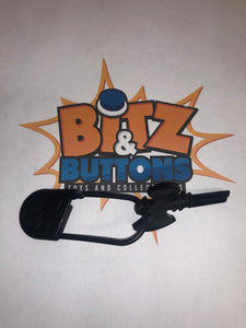 1992 Key Force Black Axe Key ( Hot Wheels, Parts )