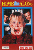 Home Alone (Manual Only, SNES)