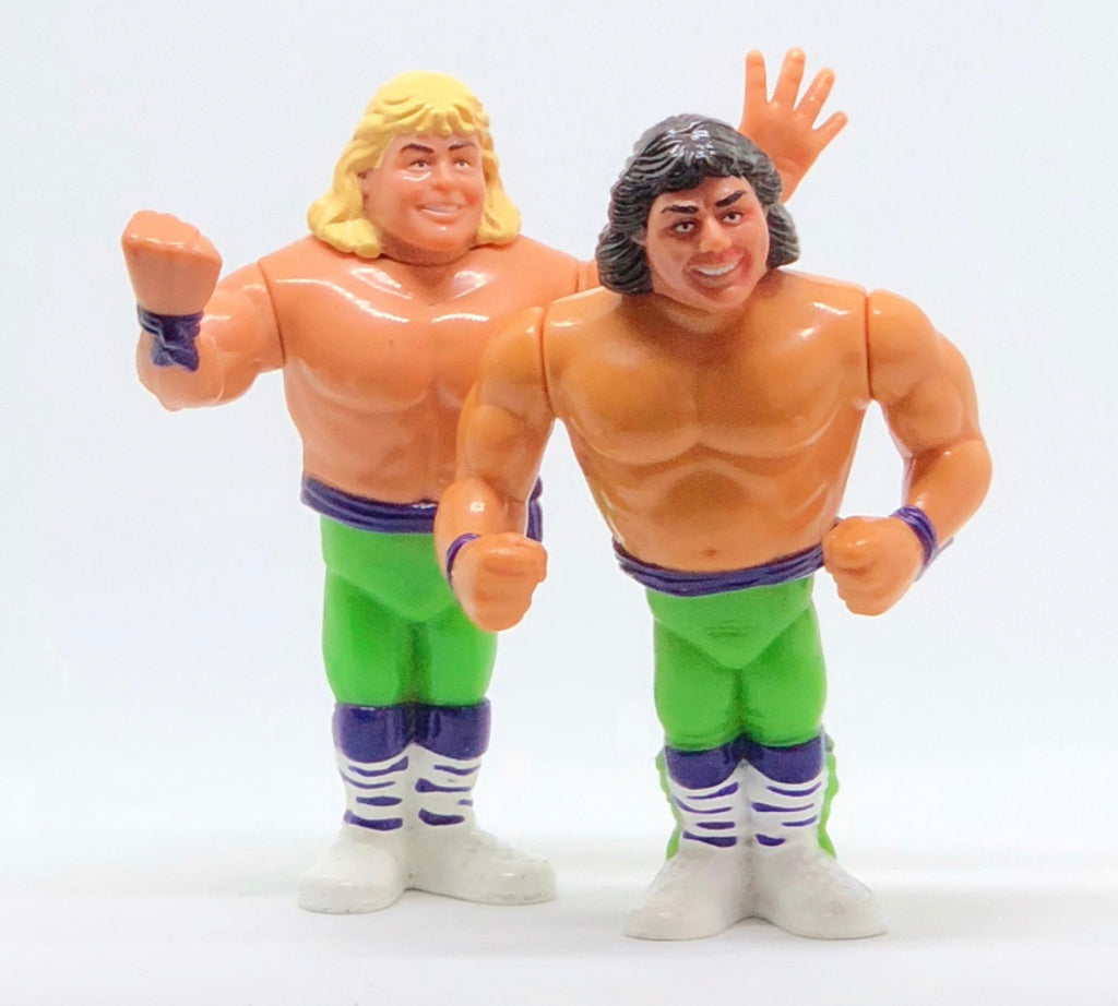 The Rockers (Hasbro, WWF)