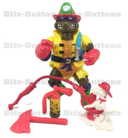 Hose'em Down Don (TMNT, Playmates)