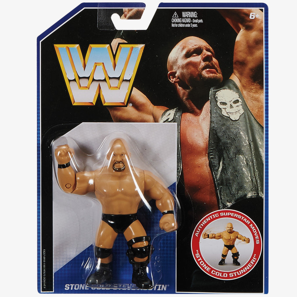 Stone Cold Steve Austin (WWE, Retro Series 2)
