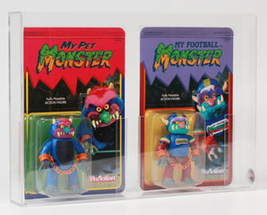 My Football Monster  (Super7, My Pet Monster) **CAS Graded 90/90/95**