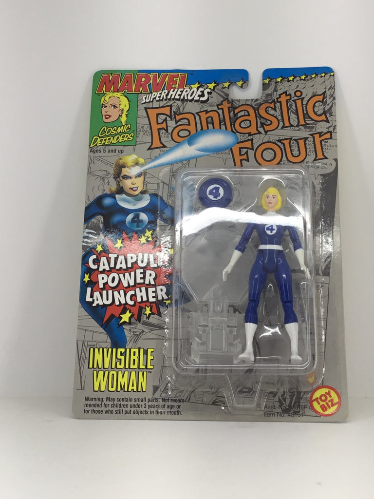 Fantastic 4: Invincible Women (Marvel, ToyBiz)