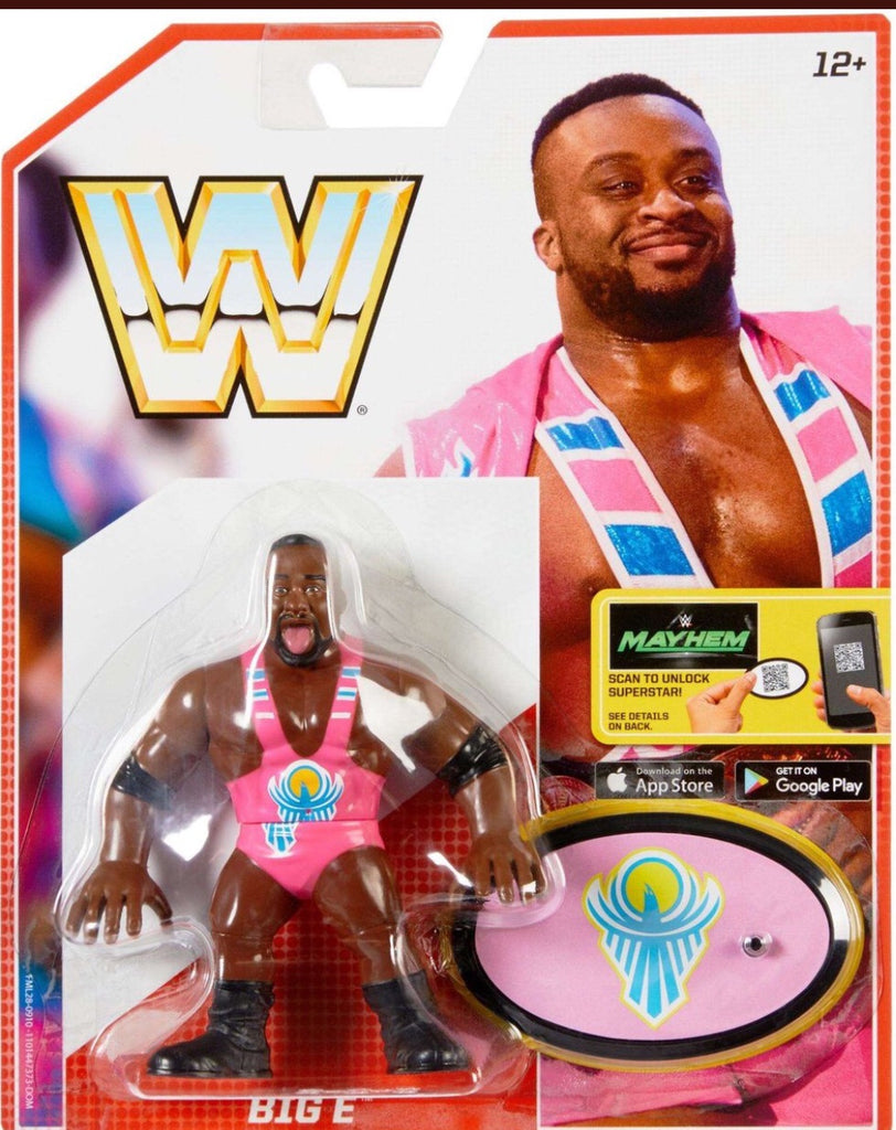 Big E (WWE, Retro Series 4)