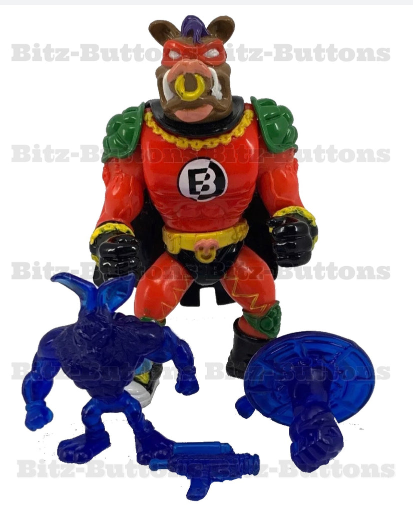 Mighty Bebop (TMNT, Playmates)