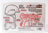 Dukes Battle Gear Set (Hasbro, GI Joe) **CAS Graded 91.4**
