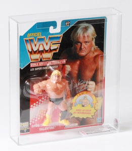 Greg the Hammer Valentine (WWF, Hasbro) **CAS Graded 75/85/85**