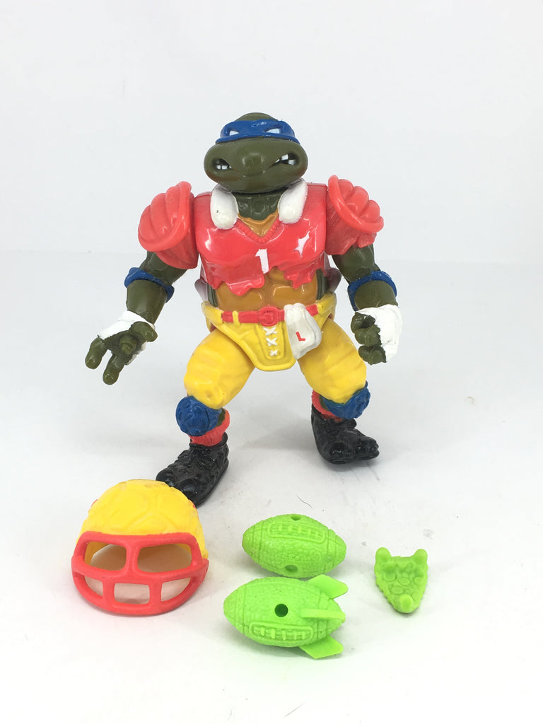 Touchdown Tossin Leo (Tmnt, Playmates)