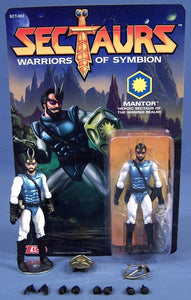 Mantor (Sectaurs, Zica Toys)