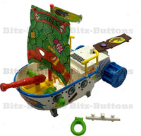 Jolly Tugboat (TMNT Complete, Playmates)