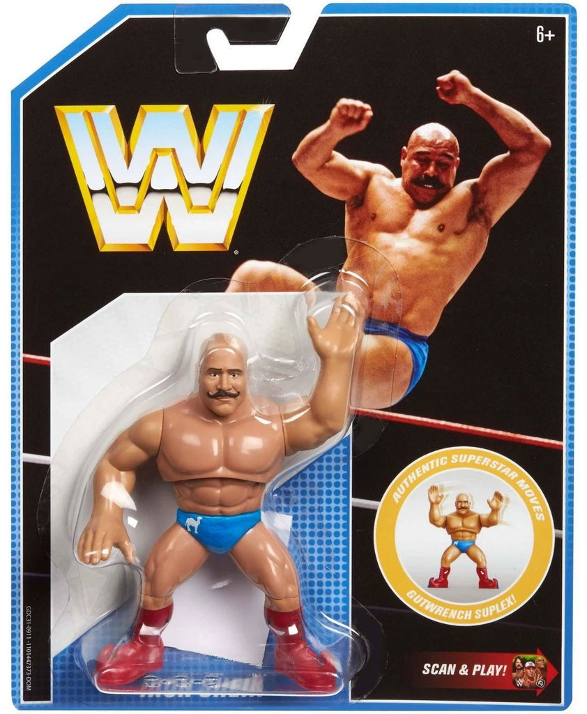 Iron Sheik (WWE Retro, Mattel)