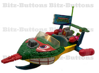 Speed Boat (TMNT Complete, Complete)