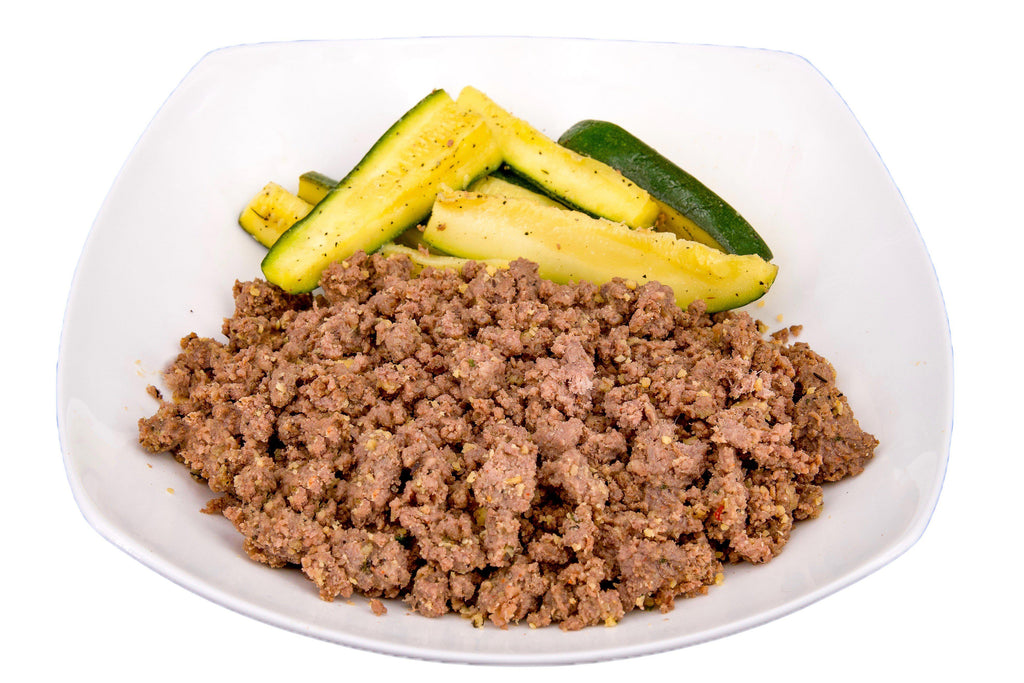 #20 Ground Beef & Zucchini