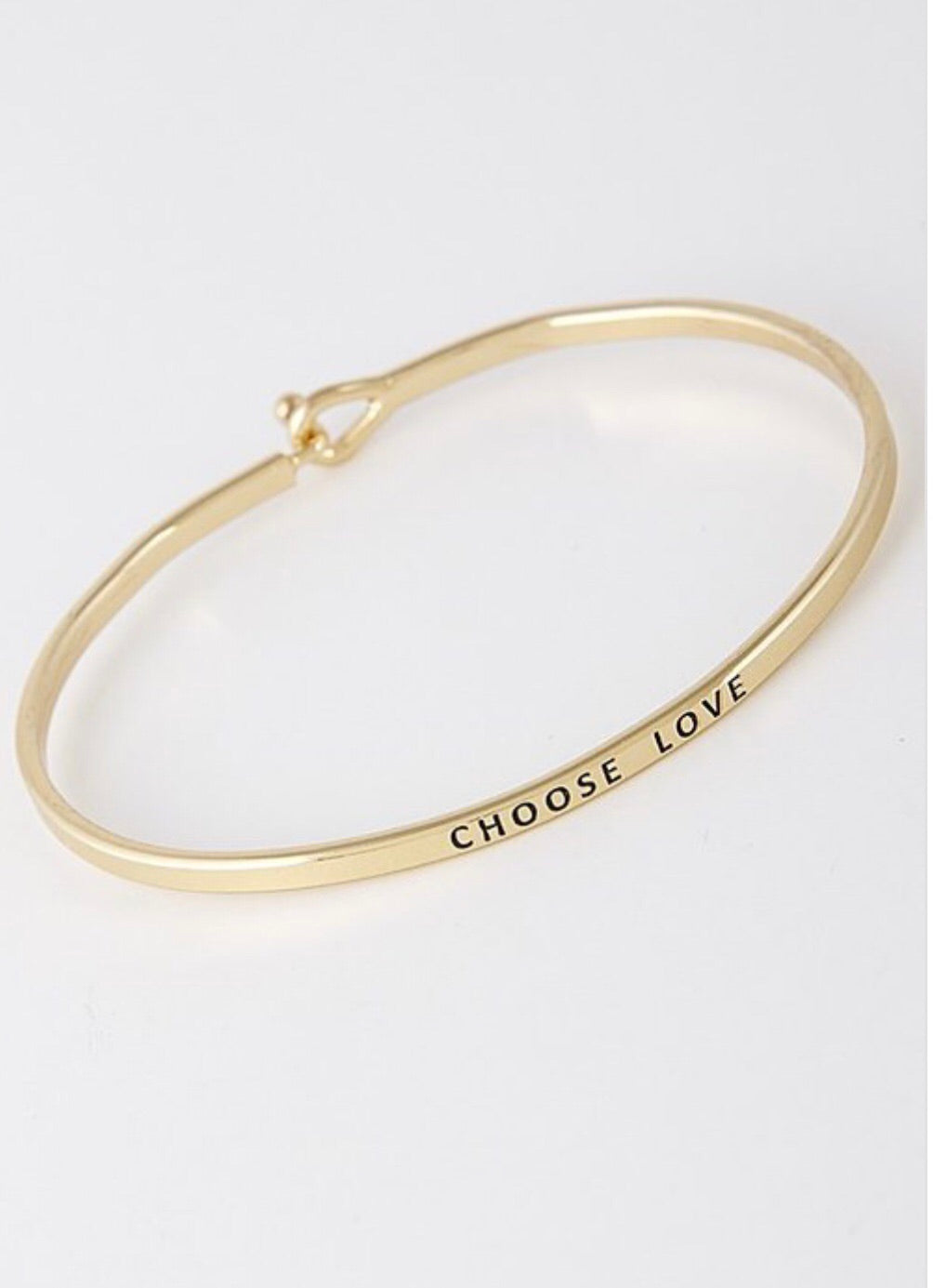 Choose Love Bracelet Set