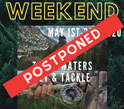 25th Anniversary Weekend- POSTPONED