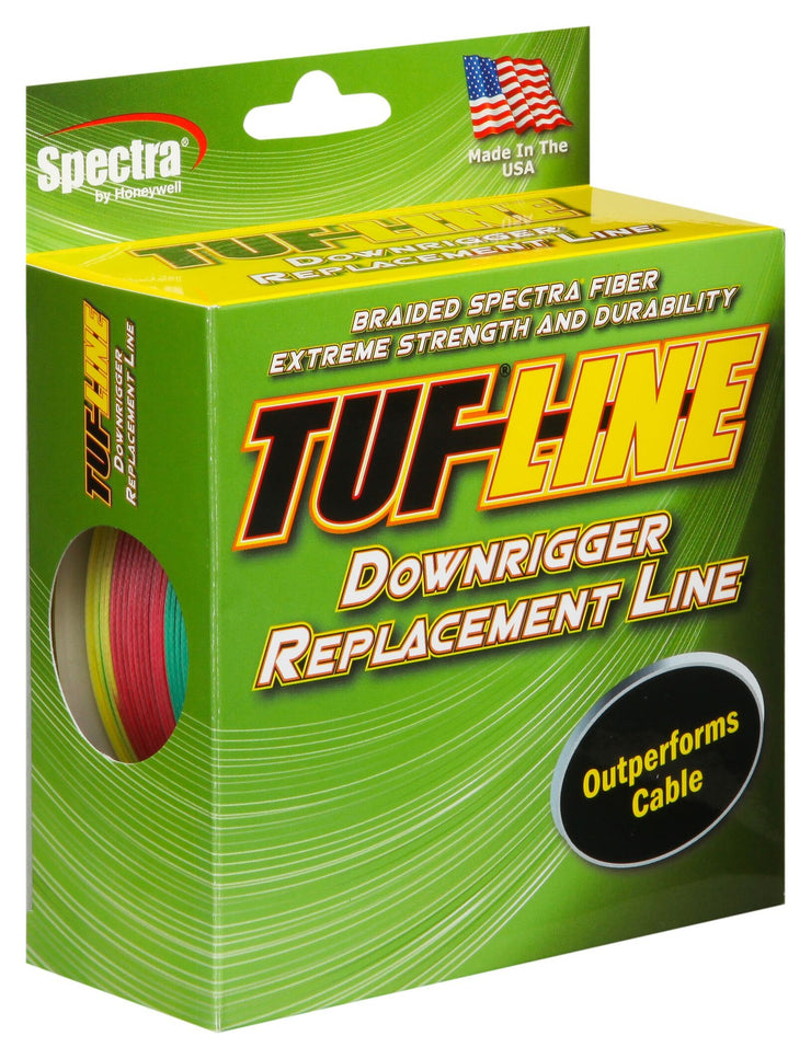 Tuf Line Downrigger Braid
