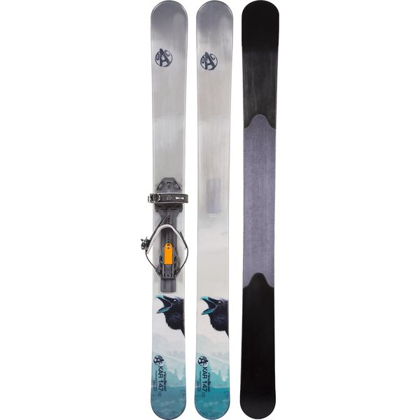 OAC Skinbased KAR 147 Skis