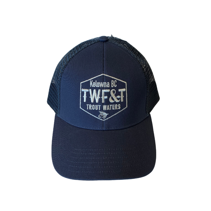SIMMS Trout Waters Series Hat: Dark Moon